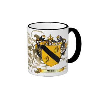 Frayer Coat of Arms Coffee Mugs