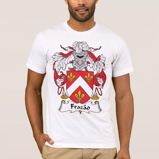 Frazao Family Crest T-Shirt