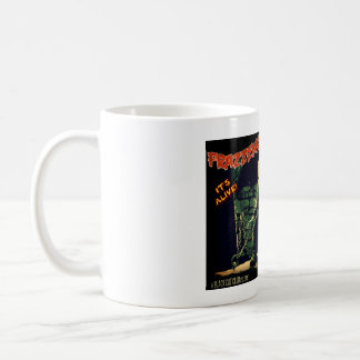 Frazzenstein Monster Mug