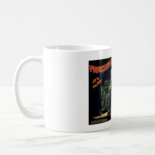 Frazzenstein Monster Mug