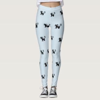 Frazzle Kitty Custom Leggings