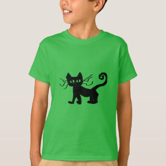 Frazzle Kitty Kids' Hanes TAGLESS® T-Shirt