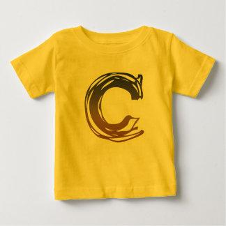FRAZZLE MONOGRAM C BABY T-Shirt