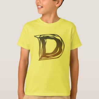 FRAZZLE MONOGRAM D T-Shirt