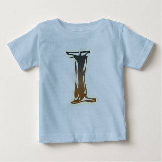 FRAZZLE MONOGRAM I BABY T-Shirt