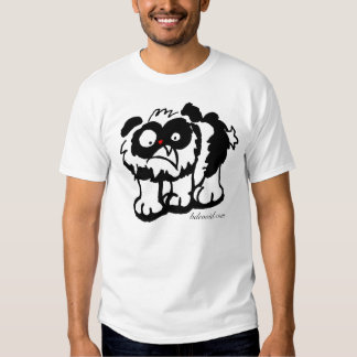 Frazzled Panda T-shirt