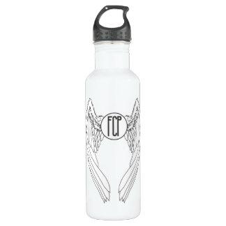 Freak Circle Press Water Bottle