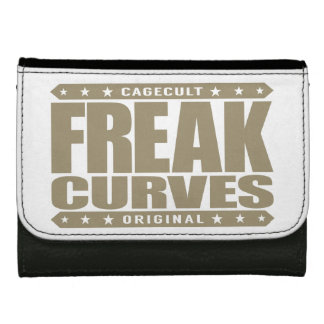 FREAK CURVES - Watch Out: Fierce Bootylicious Diva Leather Wallets