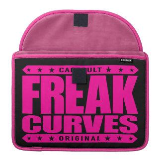 FREAK CURVES - Watch Out: Fierce Bootylicious Diva MacBook Pro Sleeves