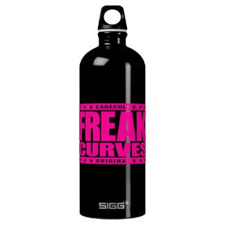 FREAK CURVES - Watch Out: Fierce Bootylicious Diva SIGG Traveller 1.0L Water Bottle