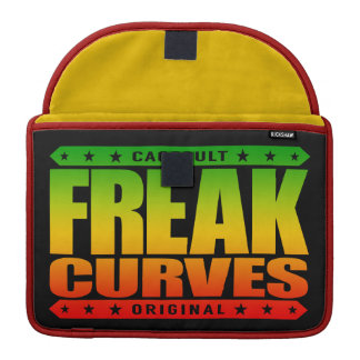 FREAK CURVES - Watch Out: Fierce Bootylicious Diva Sleeve For MacBooks