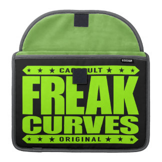 FREAK CURVES - Watch Out: Fierce Bootylicious Diva Sleeves For MacBook Pro