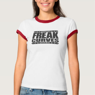 FREAK CURVES - Watch Out: Fierce Bootylicious Diva Tees