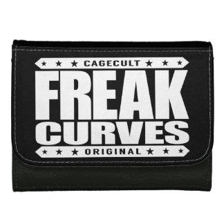 FREAK CURVES - Watch Out: Fierce Bootylicious Diva Women's Wallet