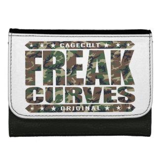 FREAK CURVES - Watch Out: Fierce Bootylicious Diva Women's Wallets
