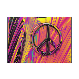 Freak Flag Psychedelic Hippy Couture Cover For iPad Mini