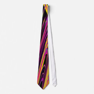 Freak Flag Psychedelic Hippy Couture Tie
