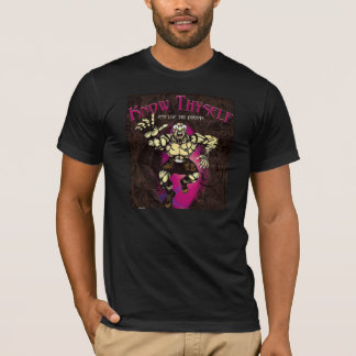 Freak Of Nature - Know Thyself and Live They Dream T-Shirt