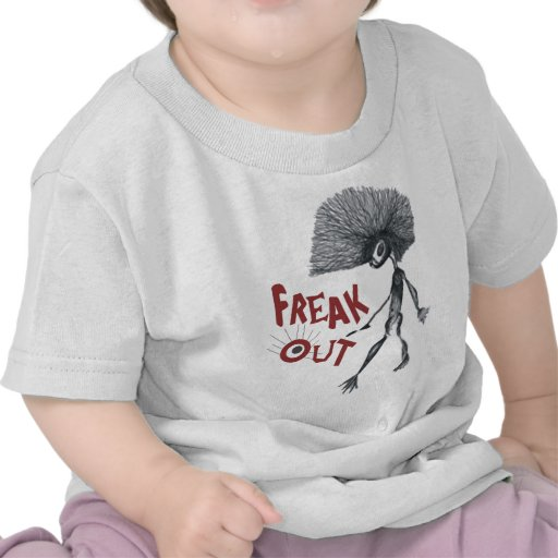 FREAK OUT T-SHIRTS