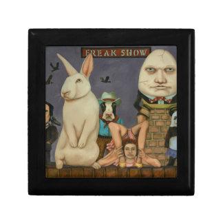 Freak Show Gift Box
