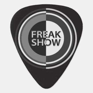 Freak show. guitar pick
