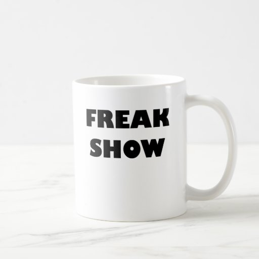 FREAK SHOW.png Mug