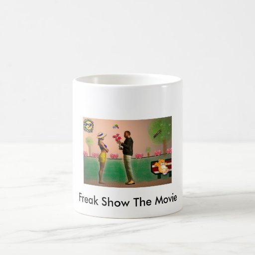 Freak Show The Movie cup Mugs