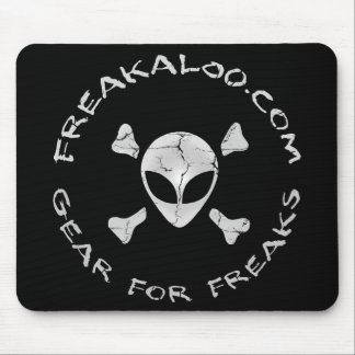 Freakaloo com Official Mouse Mat