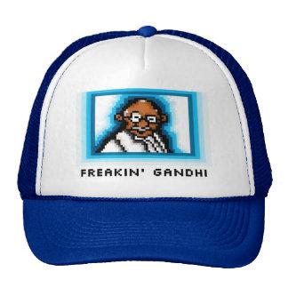 Freakin' Gandhi Cap