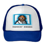 Freakin' Gandhi Hat
