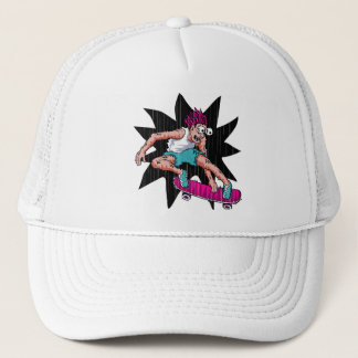 Freakin' Skater Products Trucker Hat