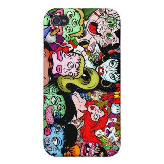 Freaks & Geeks iPhone 4 Cases