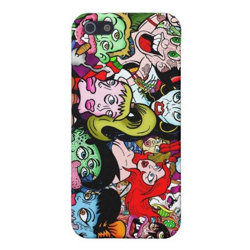Freaks & Geeks iPhone 5 Case