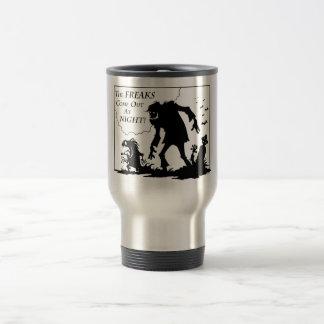 Freaks Travel Mug