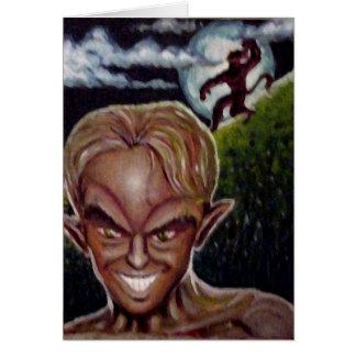 Freaky Card