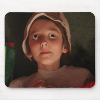 Freaky Child Mouse Pad