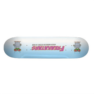 Freaky Cruiser double vision Skateboards