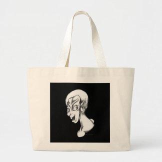 Freaky Elf Jumbo Tote Bag
