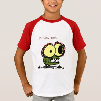 Freaky Pea Shirts