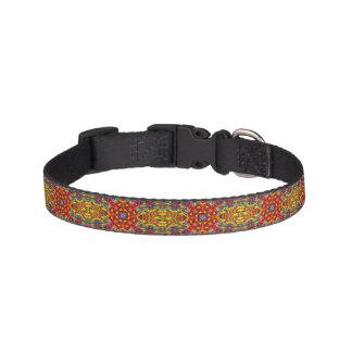 Freaky Tiki  Tiled  Dog Collars, 3 sizes Dog Collars