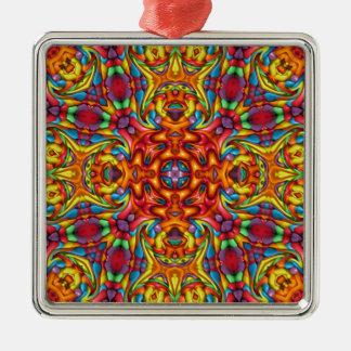 Freaky Tiki  Vintage Kaleidoscope Ornaments