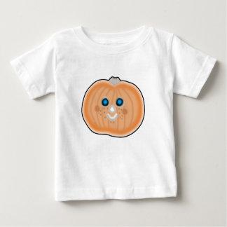 Freckle Faced Pumpkin Baby T-Shirt