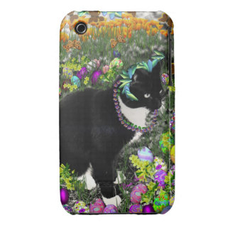 Freckles in the Hunt for Easter Eggs Case-Mate iPhone 3 Cases