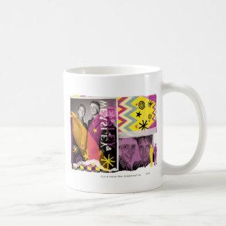 Fred and George Weasley Basic White Mug
