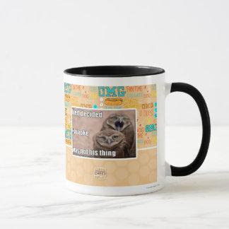 Fred decided mug