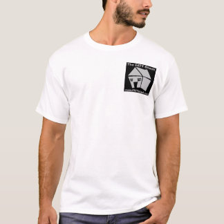 Fred FATT Shack LOGO B&W T-Shirt