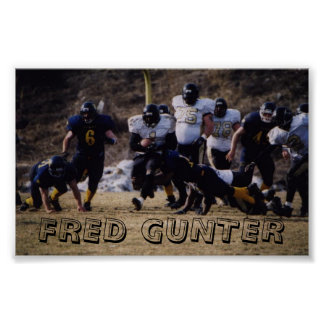 Fred Gunter Posters
