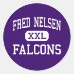 Fred Nelsen - Falcons - Junior - Renton Washington