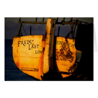Fred s Last - Dunwich Greeting Cards