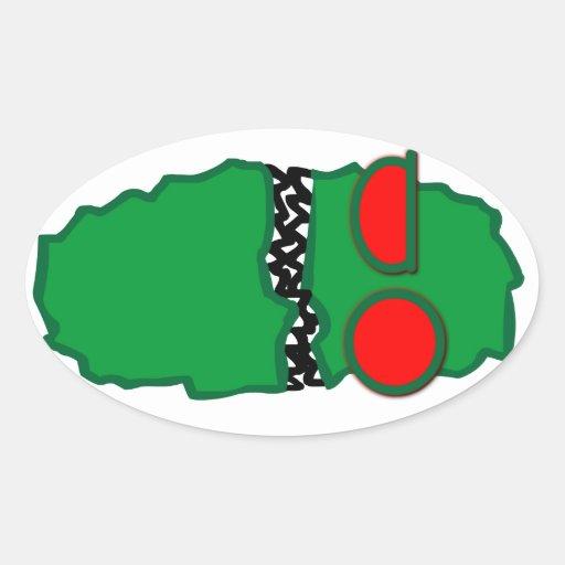 Fred Sticker